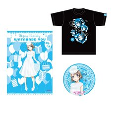 Love Live! Sunshine!! Season 2 Uranohoshi Girls' High School Store Birthday Present Set:  You Watanabe Ver.