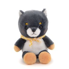 Mameshiba San Kyodai Sitting Dog Plush Collection (Standard)