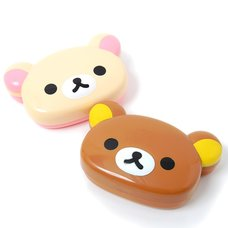 Rilakkuma Die-Cut Lunch Box