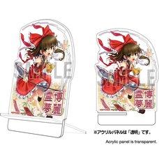 Touhou Kontonfu Chaos TCG Reimu Hakurei Phone Stand