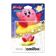 Kirby Series Wave 1 Kirby amiibo (US Ver.)