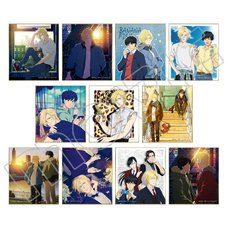 Banana Fish Shikishi Collection Box Set