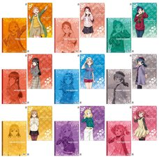 Love Live! Sunshine!! Clear File Collection