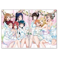 Love Live! Sunshine!! Thank You Friends!! Clear File Set