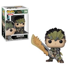 Pop! Games: Monster Hunter - Hunter