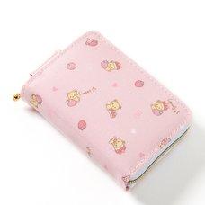 Minna Ichigo ni Naare Rilakkuma Card Case