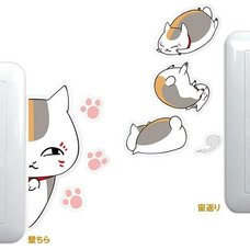 PetaMo! Color Nyanko-sensei Wall Stickers | Natsume's Book of Friends