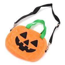 Pumpkin Shoulder Bag