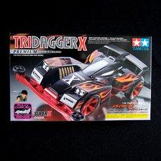 JR Tridagger X Premium (Super-II Chassis) Super Mini 4WD Model Kit