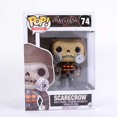 POP! Heroes No. 74: Batman: Arkham Knight - Scarecrow
