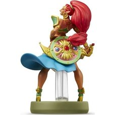 Legend of Zelda: Breath of the Wild Urbosa Gerudo Champion amiibo