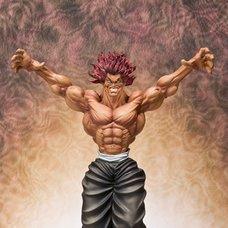 Figuarts Zero Baki Son of Ogre Yujiro Hanma