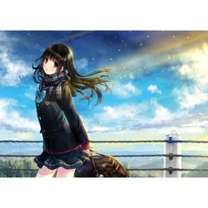 Kazuharu Kina Art Works: Kazuharu High School Memorial - My and Her Three Years (Regular Edition)