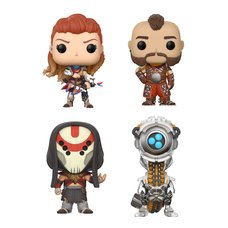 Pop! Games: Horizon Zero Dawn - Complete Set
