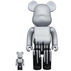 BE@RBRICK Krink 100% & 400% Set