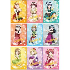 Love Live! Sunshine!! Floral Clear File Collection Box Set