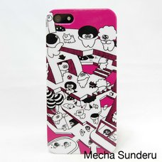 error403 Comics iPhone Cases