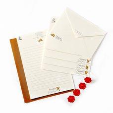 Rilakkuma Factory Letter Set