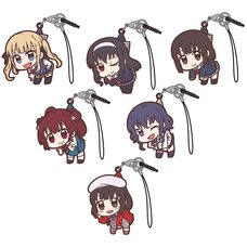 Saekano: How to Raise a Boring Girlfriend Flat Tsumamare Strap Collection