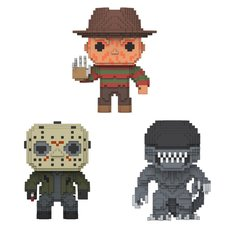 8-Bit Pop!: Horror - Complete Set