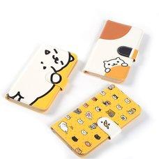 Neko Atsume Smartphone Flip Cases