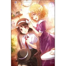 Touhou Project B2 Size Tapestry Vol. 15: Renko & Merry