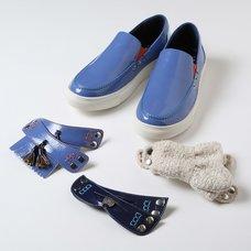 Marqui EVA Toy Slip-On Shoes (Blue)