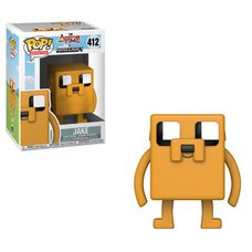 Pop! TV: Adventure Time x Minecraft - Jake