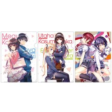 Fantasia Bunko Festival Hyakka Ryouran Saekano: How to Raise a Boring Girlfriend Clear File Set