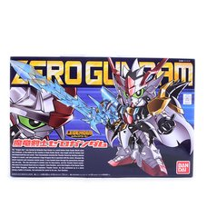 Gundam SD BB Senshi #378: Maryu Kenshi Zero Gundam Legend BB Plastic Model Kit