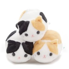 Tsuchineko Cat Standard Plush Collection