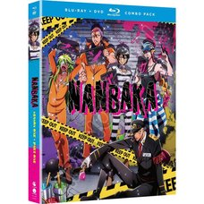 Nanbaka Part 1 Blu-ray/DVD Combo Pack