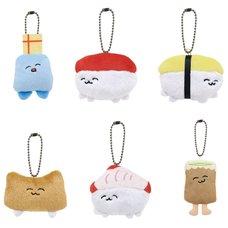 Oshushidayo! Plush Mascots