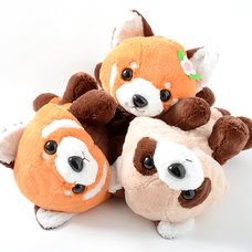 Lesser Panda no Akachan Red Panda Plush Collection (Big)