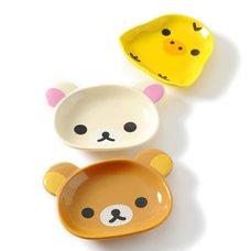 Rilakkuma Small Plates