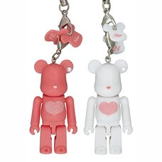 Happy BE@RBRICK International Love Heart 70%