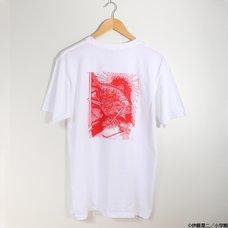 Junji Ito Gyo White T-Shirt