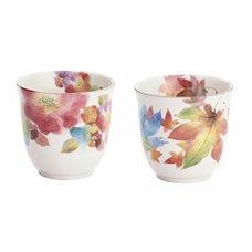 Hana Ozato Mino Ware Teacups