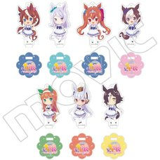 Uma Musume Pretty Derby Acrylic Keychain Collection Vol. 1 Box Set