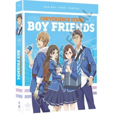 Convenience Store Boy Friends: The Complete Series Blu-ray/DVD Combo Pack
