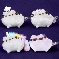 Pusheen Backpack Clips