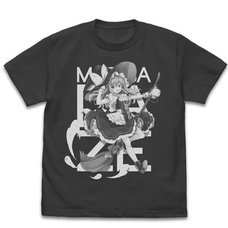 Touhou Project Marisa Kirisame: Eri Natsume Ver. Black T-Shirt