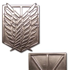Attack on Titan 104th Trainees Squad & Scouting Legion Emblem Pins