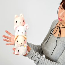 Kyun to Naki Usagi Nenne Pika Plush Collection (Ball Chain)