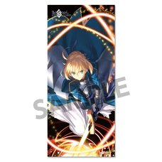 Fate/Grand Order Saber/Artoria Pendragon Microfiber Towel (Re-run)