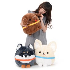 Wonderful Wanko Tai Dog Big Plush Collection