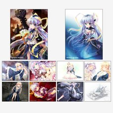 Planetarian & Harmonia Mini Art Board Collection