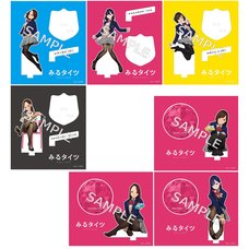 Miru Tights Acrylic Stand Collection