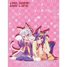No Game No Life Shiro & Izuna Throw Blanket