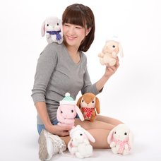 Pote Usa Loppy Fuyu Jitaku Rabbit Plush Collection (Standard)